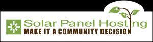 Solar Panel Hosting